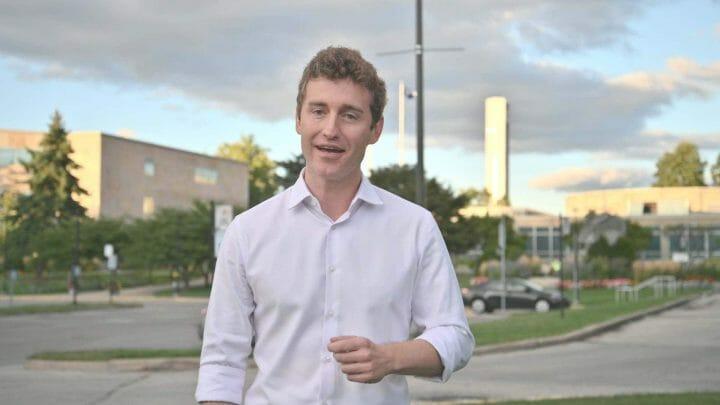 Thumbnail of Video Marketing project: Yvan Baker